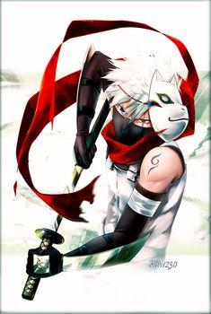 Kakashi Hatake-chidori _Naruto by Zetsuai89 on DeviantArt