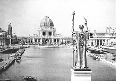 October 1893 was the last day of Chicago's World's Columbian Exposition, a great fair that celebrated the anniversary of Columbus's arrival in the New World. Try answering these trivia questions about the 1893 Chicago World's Fair. Mary Cassatt, Hyde Park, Turin, George Washington, Antalya, Budapest, Amsterdam, Architecture Classique, Baroque Architecture