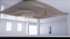 Дизайн параметрического потолка разработанный в нашей студии!  #p_metric #parametricarch #parametric #parametricdesign #plywood #plywoodfurniture #wood #furniture #woodwork #мебельиздерева #авторскаямебель #дизайнмебели #дизайнинтерьера #дизайн #архитектура #интерьер #параметрическаямебель #нашиработы by parametric.arch