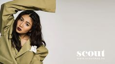 Nadine x Scout Nadine Lustre Ootd, Beautiful Stories, Most Beautiful, Filipina Actress, James Reid, Jadine, Best Actress, Woman Crush, Girl Crushes