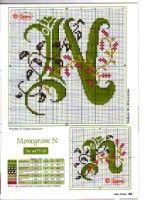 Gallery.ru / Фото #21 - Monogrammy - Vlada65