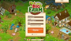 Big Farm | İndir, Kaydol, Üye Ol, Oyna |