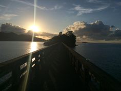 #last #sunrise @GoDomRep #thanks @BahiaPrincipe @ThomsonHolidays #samana @MiTurRD #Caribbean #mademesmile #travel
