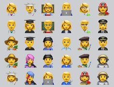 Novos emojis - Apple