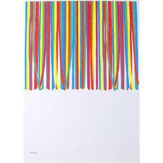 mark's paper ribbons poster - HUMANS 02 COLLECTION | Humans by Mike Mills