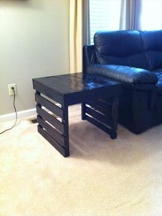 Recycled Pallet Tables Ideas | Recycled Pallet Ideas