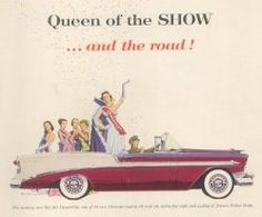 """1956 Chevy Bel Air """"Queen of the SHOW"""""""