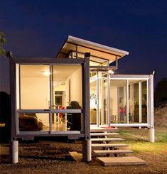 Container Homes: Shipping Container Home Design | Busyboo | Page 2