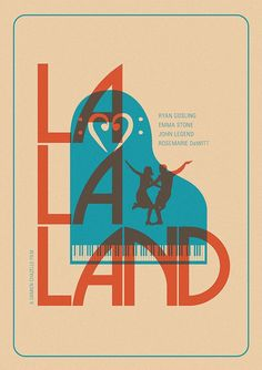 Posters for the 2017 Oscar Winners La La Land (Poster by Matt Needle)Alternate reality The phrase alternate reality often serves as a synonym for a parallel universe. It may also refer to: Film Poster Design, Poster S, Movie Poster Art, Graphic Design Posters, Poster Wall, Poster Prints, Minimal Movie Posters, Minimal Poster, Cool Posters