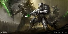 Some old Destiny concepts and illustrations I did years ago