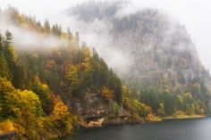 Am Gosausee Van, River, Prints, Outdoor, Canvas, Products, Rain Days, Outdoors, Tela