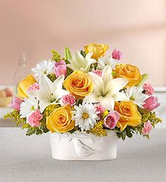 Spring Has Sprung Bouquet™ | 1800Flowers.com - 148375