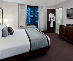 5 surprisingly luxurious New York City hotels  http://www.aluxurytravelblog.com/2013/04/08/5-surprisingly-luxurious-new-york-city-hotels/