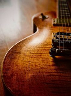 Gibson Les Paul.....maybe