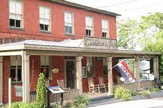 Cashtown Inn, Pennsylvania