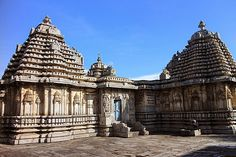 Hasanamba Temple, Hassan, Karnataka, South India, India