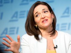 Facebook's Sheryl Sandberg thinks Trump's immigration ban defies 'the heart and values that define' America (FB)