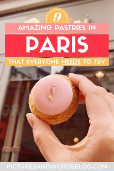 If you've got a sweet tooth like me and are planning a trip to Paris, then you're in for a treat! This Paris desserts guide will help you find the best places to find the tastiest, most scrumptious sweet treats in the city. Malta, Paris Desserts, Bucket List Europe, Paris Travel Guide, London Travel, Travel Guides, Dessert Places, Paris Itinerary, Restaurant Guide