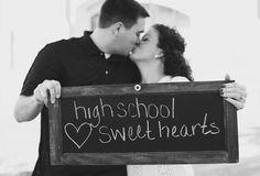 High School Sweethearts Engagement photos Simple Splendor Photography Kansas