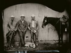"National Geographic video about Robb Kendrick who creates tintype photos of modern day cowboys. Companion book ""Stil"" is beautiful."