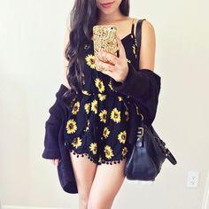 Nina Nguyen @ninzeey Roll In Sunflower...Instagram photo | Websta (Webstagram)