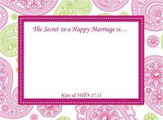 Casa Pena: Bridal Shower Planning: Indian Theme