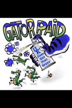 Beat the Gators!!!