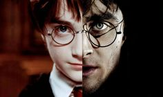 Happy birthday Harry James Potter⚡ on We Heart It Harry James Potter, New Harry Potter Movie, Harry Ptter, Saga Harry Potter, Harry Potter Friends, Harry Potter Poster, Harry Potter Movies, Ron Howard, David Fincher