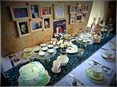 Here are a small selection of photos taken of our stand at The Spectacular Vintage Wedding Fair in Kilkenny. We're looking forward to working with you all on future tea parties! Vintage China, Vintage Tea, Wedding Fair, Hens, Tea Party, Sweet, Laying Hens, Tea Parties
