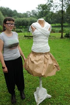 1000 images about kleding van papier on pinterest van and google - Hoe je een eigentijdse inrichting van ...