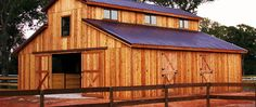 All wood quality custom wood barn home...absolutely gorgeous!