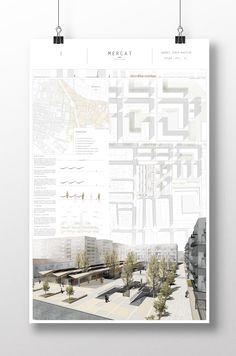Andrés Jover. Mercat Farinós. PFC | #PFC #Panel #Architecture #Arquitectura #Design #InteriorDesign #Competition #Presentation #Magazine #Idea #Project #Render  #Market #Marketdesign #Architecturedesign #Mercado