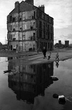 Glasgow, 1975 Chris Steele-Perkins, photographe anglais.