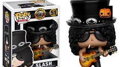 16e692f8dfe Funko POP Vinyl Slash No 51 Unboxing!Review Guns N Roses