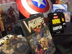 Fabian Balbinot - MagicJebb: Marvel Battle Scenes - Confira tudo o que rolou no...