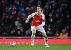Arsenal đón trụ cột trở lại tập luyện