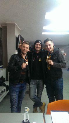 Alex, Victor & Mihai