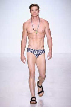 Parke Ronen Spring 2018 Menswear Collection