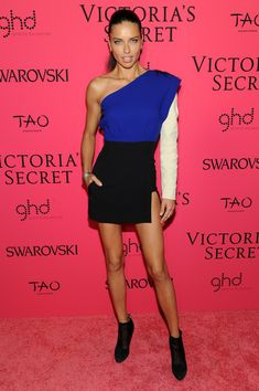 Adriana Lima - 2013 Victoria's Secret Fashion After Party - Pink Carpet Arrivals