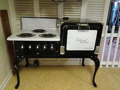 antique stove collectible