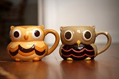 love cute coffee mugs!