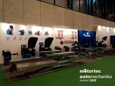 Feria Motortec Automechanika Madrid 2011