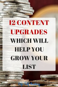 Content upgrades can really grow your email list. Click through to know how to use content upgrades to grow email list.