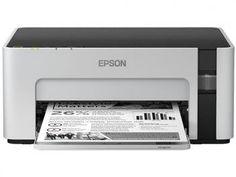 Impressora Epson EcoTank M1120 Tanque de Tinta - Monocromática Wi-Fi USB - Magazine Lojamagalu1000