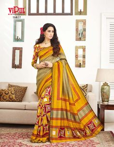#VipulFashions #FashionForever #Fashion #saree #sari #Valkalam #Silk #Fabulo #Catalog