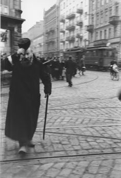 During World War II the Warsaw Ghetto was the largest of all Jewish ghettos in occupied Europe. It was established in October – November, 1940. Over 400,000 Jews were located there. Nearly 254,000 of Warsaw Ghetto residents were sent to Treblinka extermination camp in summer of 1942.