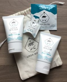 "My Subscription Addiction - Dec. 2014: "" I've loved this natural men's grooming brand since I first discovered it, and today I found out it's my husband's favorite face wash ever."""