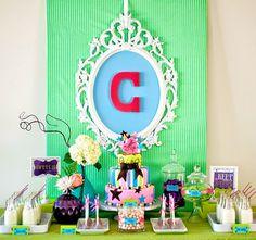 Ideas para decoración de fiestas de nenas ~ Mi fiesta inolvidable