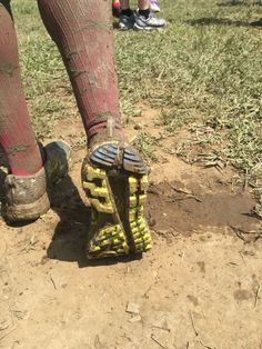These Reebok All Terrain shoes are the best sneakers for mud runs, osbtacle course runs and trail running. Read my full review!