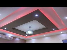 Top 20 False Ceiling designs for bedroom & living room - YouTube